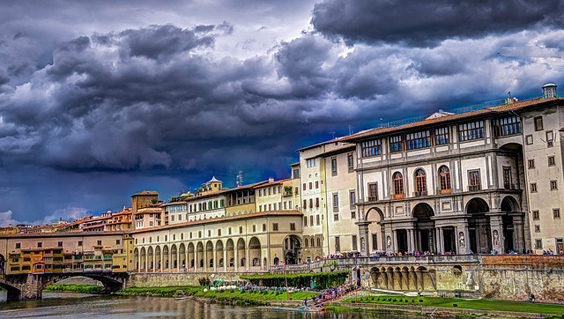 What to See if you Visit Florence bridge