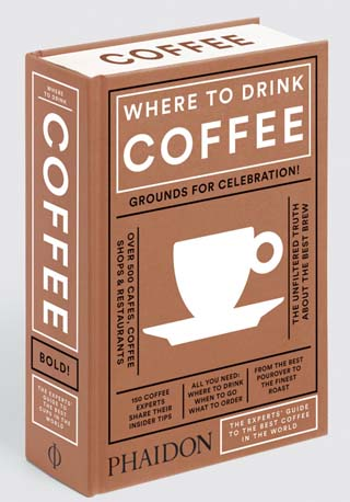 Where to drink coffee book review cover
