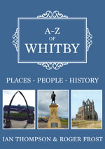 Whitby and Captain Cook's Endeavour cover