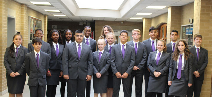White Rose Academies Trust and High Performance Learning form Partnership students
