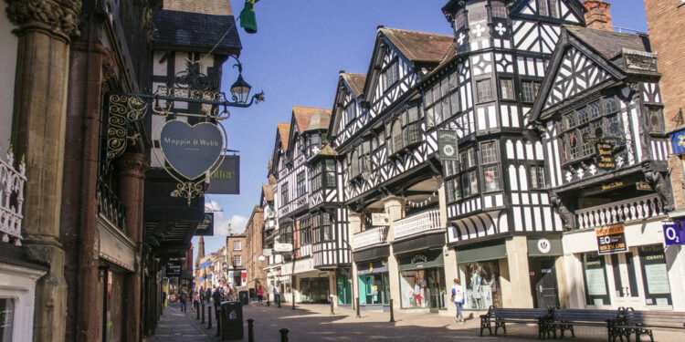 Why Zeni's High-End Student Accommodation is Perfect for a UK Staycation Chester