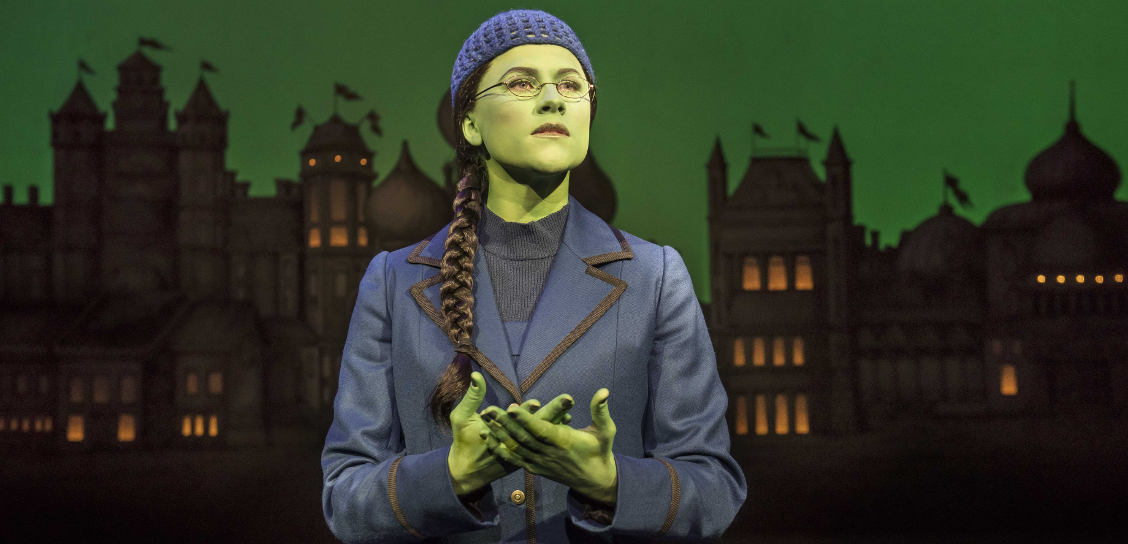 Wicked UK Ireland Tour 2018_Amy Ross (Elphaba)_Photo by Matt Crockett_DSC_9171_RT