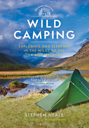 Wild Camping Stephen Neale Book Review cover