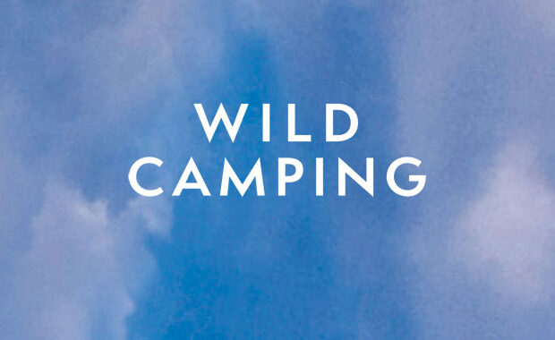 Wild Camping Stephen Neale Book Review main logo