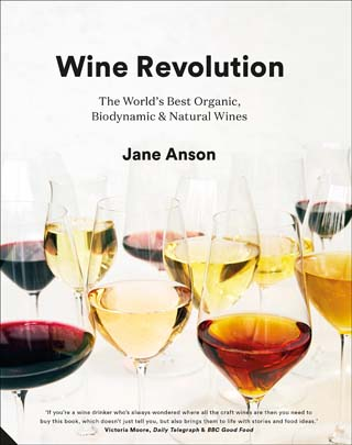 Wine Revolution Jane Anson book review cover