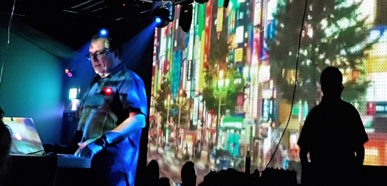 Wolfgang Flür live review leeds brudenell may 2018 gig