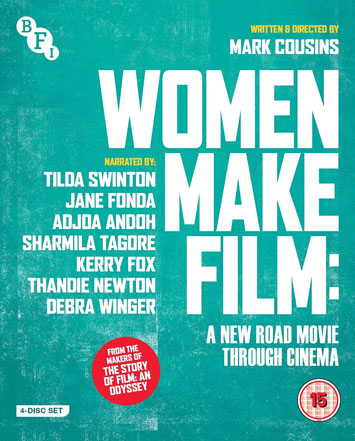 Women Make Film Review cover