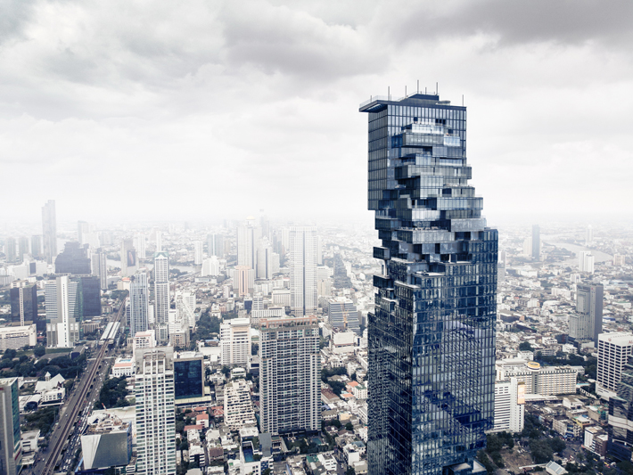 World's Most Eye-Catching Buildings Shortlisted for Architecture Prize skyscraper