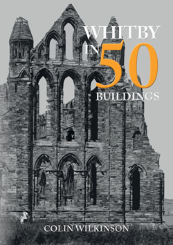 Wreck of the Rohilla in Whitby in 50 buildings cover