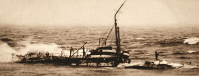 Wreck of the Rohilla in Whitby main