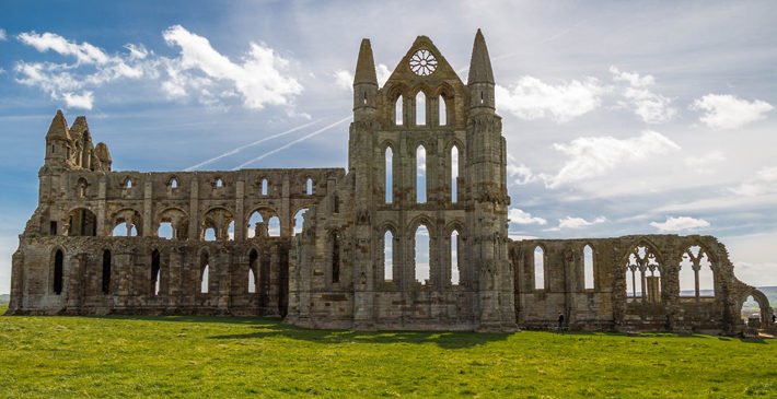 Yorkshire's Top 4 Spookiest Places whitby