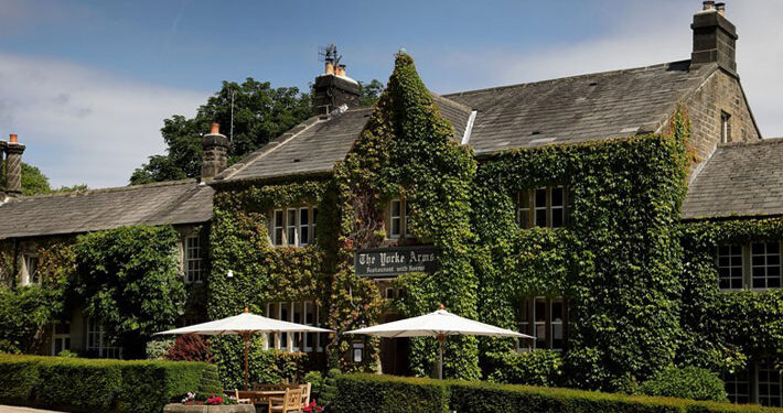 Yorkshire Culinary Jewel The Yorke Arms 'Not Financially Viable' After Covid Guidelines room