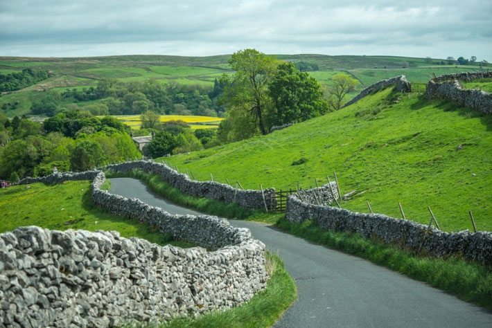 Yorkshire Five Scenic Road Trips to Enjoy dales