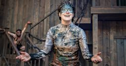 a midsummer night's dream review shakespeare's rose theatre july 2018 play