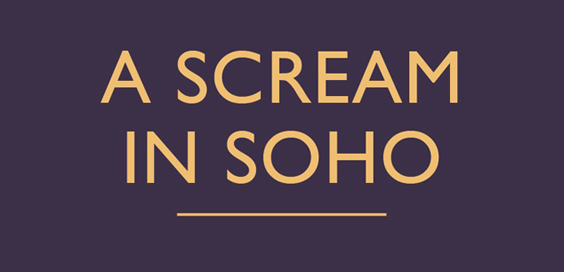 a scream in soho john g brandon book review logo