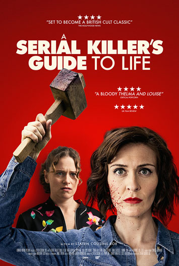 a serial killer's guide to life film review poster