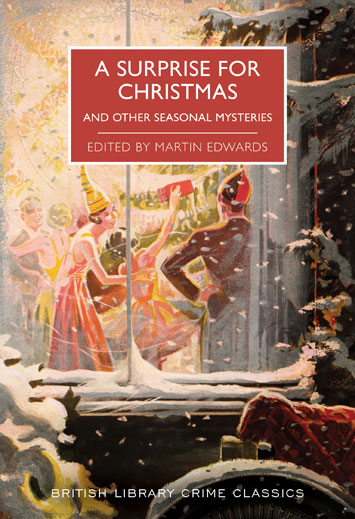 a surprise for christmas martin edwards book review cover