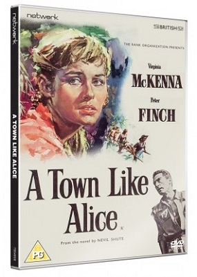 a town like alice dvd review 2017