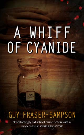 a whiff of cyanide guy fraser-sampson book review cover