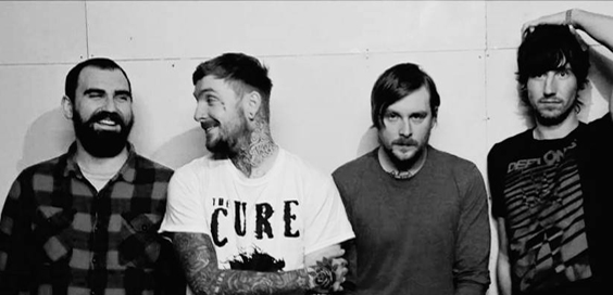 adore repel interview leeds band music