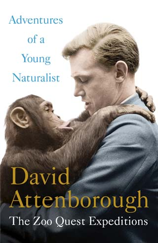 adventures of a young naturalist david attenborough book review cover