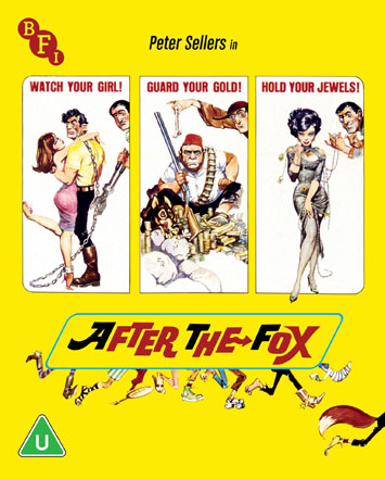 after the fox film review cover