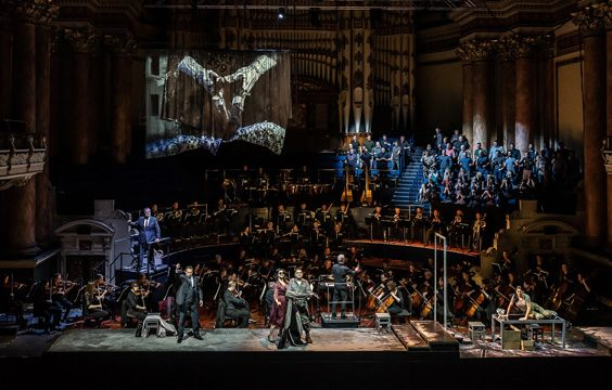 aida review leeds town hall may 2019 orchestra