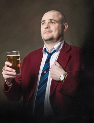 al murray live review york grand opera house november 2019 landlord