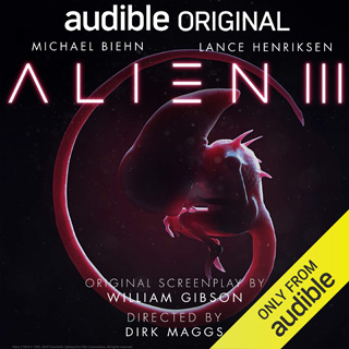alien iii william gibson audiobook review cover