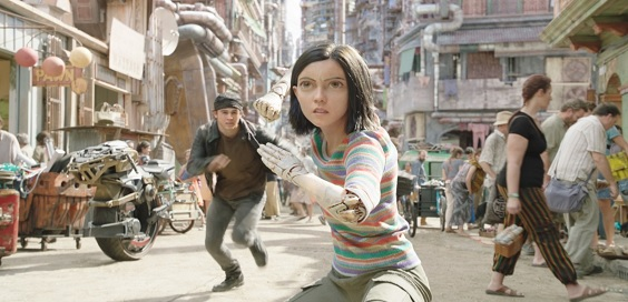 alita battle angel film review main
