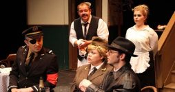 allo allo wakefield theatre royal review october 2017 cafe