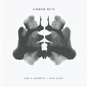 amber run for a moment i was lost review cover artwork