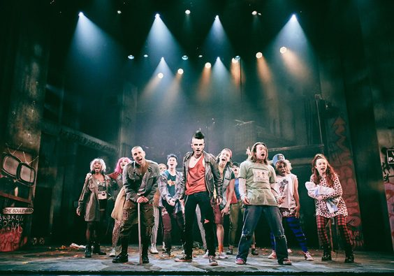 american idiot review bradford alhambra june 2019 cast