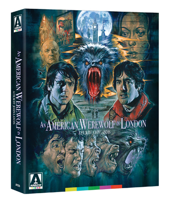an american werewolf in london bluray film review cover