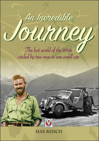 an incredible journey max reisch book review