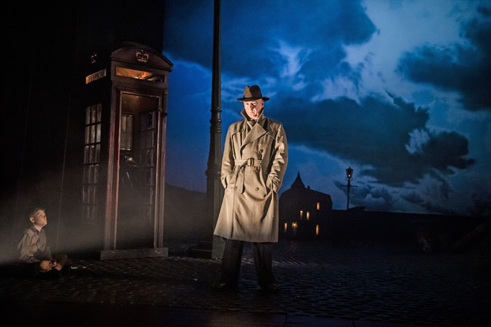an inspector calls review bradford alhambra january 2020 priestley