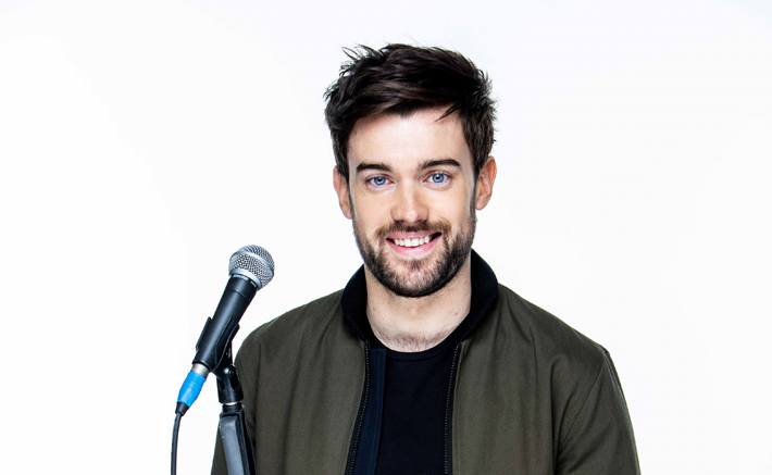 an interview with jack whitehall poster
