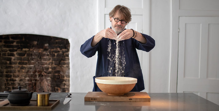 an interview with nigel slater cooking
