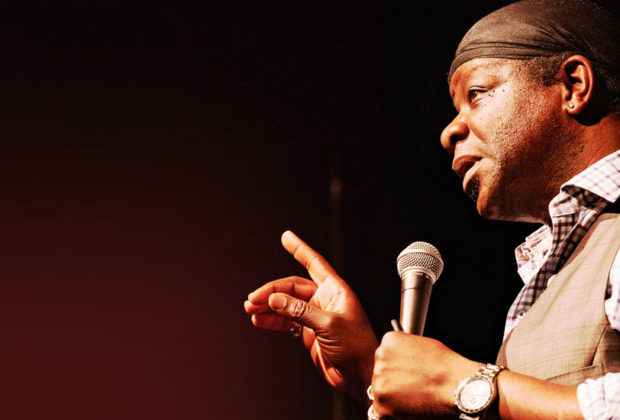 an interview with stephen k amos main