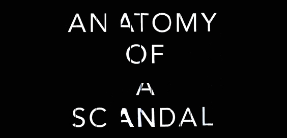anatomy of a scandal book review sarah vaughan logo