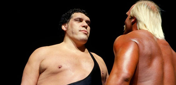 andre the giant dvd review hulk hogan