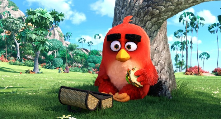 angry birds film review animated