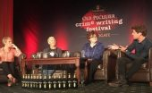 ann cleeves interview harrogate crime