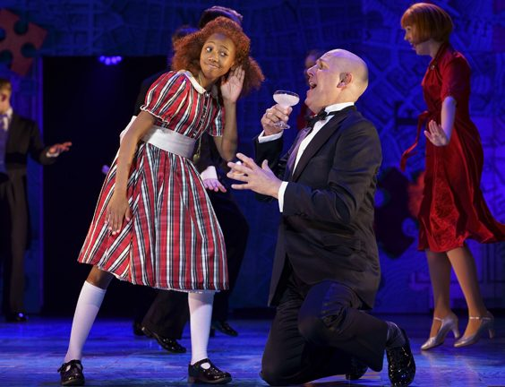annie review hull new theatre march 2019 lead