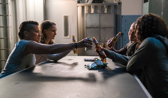 annihilation film review beer