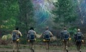 annihilation film review woods