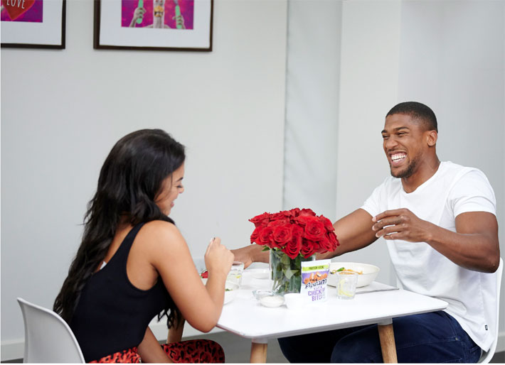 anthony joshua interview date