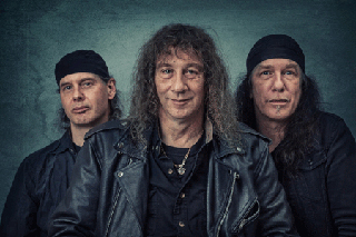 anvil live review york fibbers february 2018 band