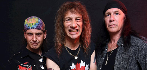 anvil live review york fibbers february 2018