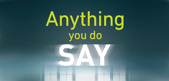 anything you do say gillian mcallister book review logo